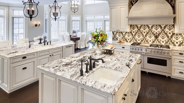 Delightful SDF Granite Countertops